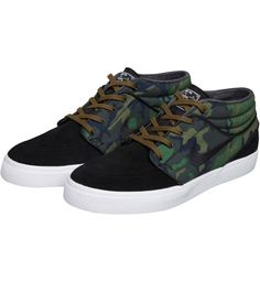 on sale 35d65 ae65e Nike SB Zoom Stefan Janoski Mid   Camo   E-shop Citadium Fringues, Stefan
