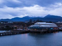 Port Angeles, Washington - A lovely town. Across the water, you can see Canada, and the city of Victoria. Very beautiful. Port Angeles was on my list of places to see for the past few years, and I was so excited when we drove up to visit it earlier this year. You see, in my last novel (TITOR), I made Port Angeles the post-apocalyptic capital of the United States. In reality, I was pleased to visit there and find what a lovely little coastal town it is! Washington Beaches, Washington State, Seattle Washington, Great Places, Places To See, Wonderful Places, Beautiful Places, Port Angeles Washington, City By The Sea