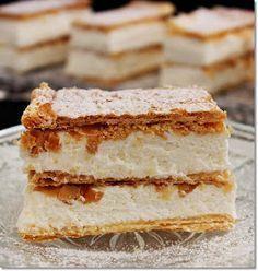 My Recipes, Cookie Recipes, Recipies, Oreo Cupcakes, Hungarian Recipes, Sweet And Salty, Vanilla Cake, Tiramisu, Ham