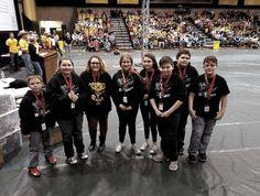 Viper #robotics team excels