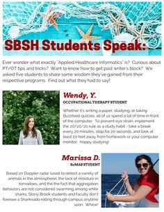 Find out what five students have to say about the knowledge they've gained at Stony Brook Southampton!