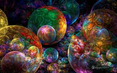 More Bubbles Upon Bubbles by wolfepaw on DeviantArt