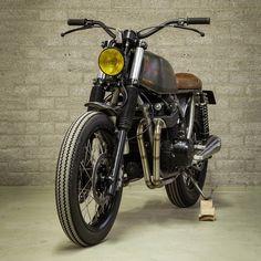 Custom Honda CB750F2 by Outsiders Motorcycles