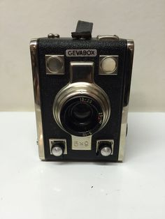 Camera GevaBox by BoutiqueRetrodeco on Etsy