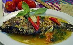 Pecak carp, this Betavia food (Traditional food Jakarta-Indonesia) | Shared Tastes