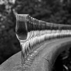 Great shot of champagne glasses all lined up.ready for a toast! Try our delicious Vapor Couture Strawberry Champagne Flavor Photo Champagne, Flute Champagne, Champagne Taste, Champagne Glasses, Black White Photos, Black And White Photography, Photo B, Sparkling Wine, Fotografia