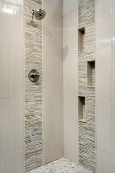 120 Stunning Bathroom Tile Shower Ideas (96)