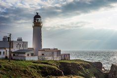 Rua Reidh Lighthouse by Johan Wieland on 500px
