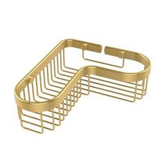 Allied Brass Corner Toiletry Shower Basket - BSK-250LA-PB