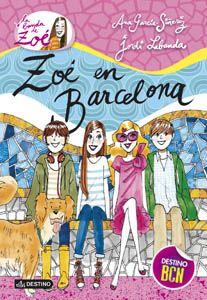 Portada Sayonara Zoe en Barcelona.