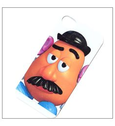 Mr Potato Head iphone 4 cover iphone 4s case by icasecouture, $15.00