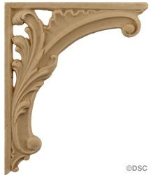 Stair Brackets 4 High 3 Wide-for-stairs-woodwork-furniture-Decorators Supply Stair Brackets, Wall Shelf Brackets, Wood Brackets, Wood Appliques, Decorative Brackets, Pattern And Decoration, Woodworking Inspiration, Wooden Stairs, Wall Molding