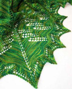 Ravelry: Windschilf pattern by Maria Steiner