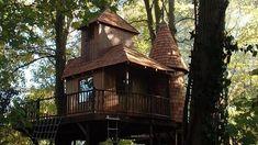 Las casas en los árboles más increíbles del mundo - ABC.es
