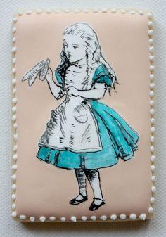 Cookies: Alice in Wonderland by Arty McGoo