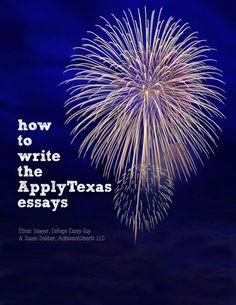 Essay college admission texas