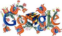 Hungary winner - (Hungary) - June 2011 Love it! Google Doodles, Doodle 4 Google, Doodle For Google Winners, Google Tricks, Hungarian Embroidery, Child Day, My Heritage, Art Google, Logo Google