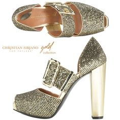 Christian Siriano for Payless Women's Allesandra Glitter Pump