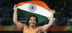 From Rohtak to Rio – Journey of Sakshi Malik, who let India shine at Rio…
