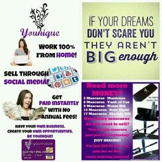 Join my team!!! @ www.youniqueproducts.com/AmyHembree