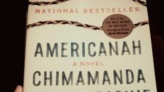 """Mucha inteligencia, poca literatura"". Reseña literaria de AMERICANAH de Chimamanda Ngozi Adichie (1) de (3) #Literatura #ReseñaLiteraria #ChimamandaNgozi #Africa"