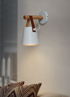 Add contemporary Nordic features to any room in your house with these modern hanging wall lamps.Suitable for voltage: 111 - Wall Mounted. Wooden Wall Lights, Wooden Lanterns, Wooden Walls, Wooden Bar, Mirror Lamp, Led Wall Lamp, Wall Sconces, Bedside Lighting, Hall Lighting