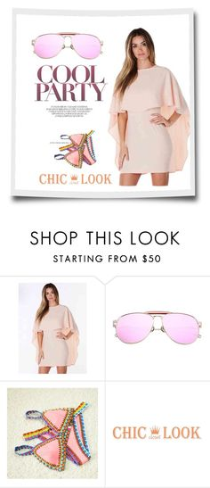 """5# Chiclookcloset"" by hazreta-jahic ❤ liked on Polyvore"