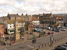 "Thirsk, North Yorkshire, UK (James Herriot's ""Darrowby"")"