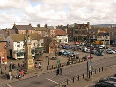 "Thirsk, North Yorkshire, UK (James Herriot's ""Darrowby"")"