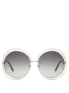 70909fbff548 Carlina round-frame sunglasses