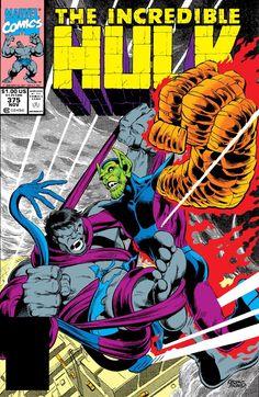 Incredible Hulk (1962-1999) #375