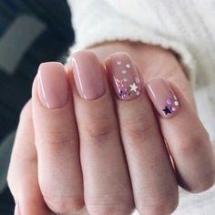 nail art designs braid fashion makeup [TOP NAILS] 26 Best Nails for Nail Inspiration - Fav Nail Art Solid Color Nails, Nail Colors, Short Nails Art, Long Nails, Cute Nails, Pretty Nails, Hair And Nails, My Nails, Unicorn Nails