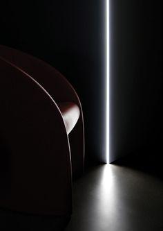 Profilo per illuminazione da incasso UNDERSCORE by iGuzzini Illuminazione   design Dean Skira