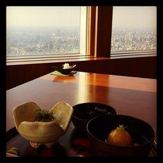 梢 in 東京, 東京都 - Kozue at Park Hyatt