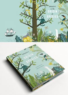 Darwin's On the Origin of Species: A Picture Book Adaptation by Sabina Radeva — Kickstarter