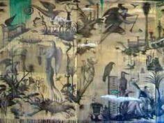 Bill Hammond Painting