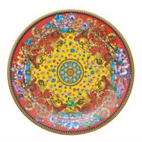 Rosenthal Versace 20 Years Plate Collection Wall Plate 'Primavera' 30 cm