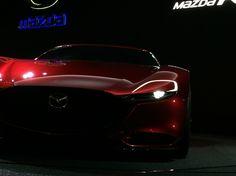 Mazda RX-VISION, The Tokyo motorshow 2015