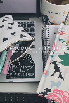 Top tips for improving productivity in college!
