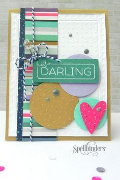 Hello Darling - Scrapbook.com
