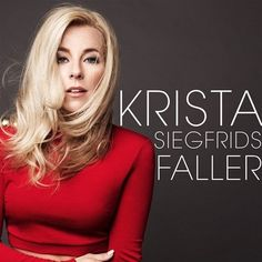 Krista Siegfrids Faller Single Cover Melodifestivalen 2016