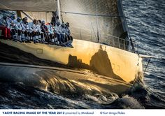 Photo by Kurt Arrigo - This image was taken during the Rolex Volcano Race 2012.... - Yacht Racing Image of the Year 2012