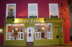 Finns' Table Restaurant was opened in 2013 by John & Julie Finn who are a husband and wife team in the picturesque medieval fishing town of Kinsale. We are delighted to announce that we have been recommended again by the Michelin Guide for John Dory, House Front, Stables, Liquor Cabinet, Ireland, Food And Drink, West Cork, Drinks, Restaurants