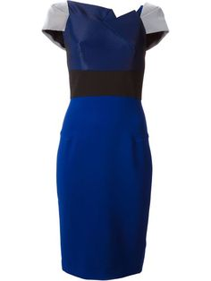 Shop Roland Mouret 'Lepas' dress in  from the world's best independent boutiques at farfetch.com. Shop 400 boutiques at one address.