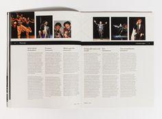 MUST / magazine on Editorial Design Served