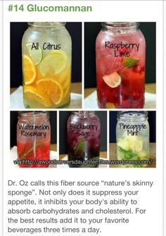 Add to your detox water