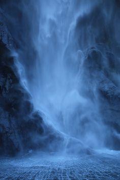 """Shadow Falls"" (Charlotte Ralph) via Magical Nature Tour"