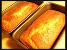 Queque de Platano (torta de banano) | Receta casera | Receta facil - Tor...
