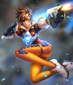 Want to discover art related to overwatch? Check out inspiring examples of overwatch artwork on DeviantArt, and get inspired by our community of talented artists. Star Citizen, Tracer Overwatch, Tracer Art, Overwatch Drawings, Video Game Art, Video Games, Widowmaker, World Of Warcraft, Werewolf