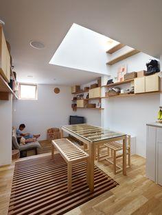 House in Nada,© Toshiyuki Yano